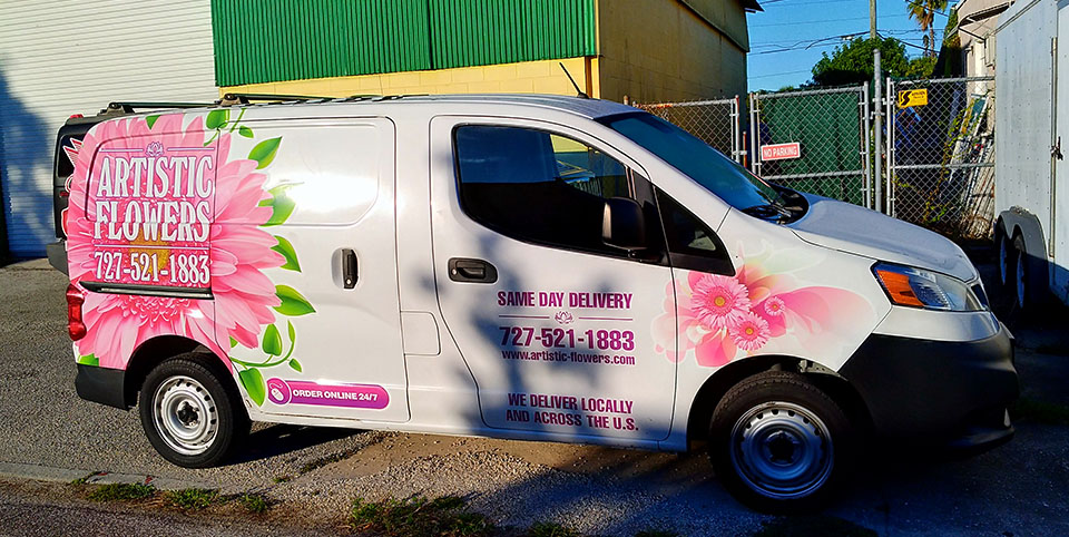 artistic-flowers-vehicle-wrap-tampa